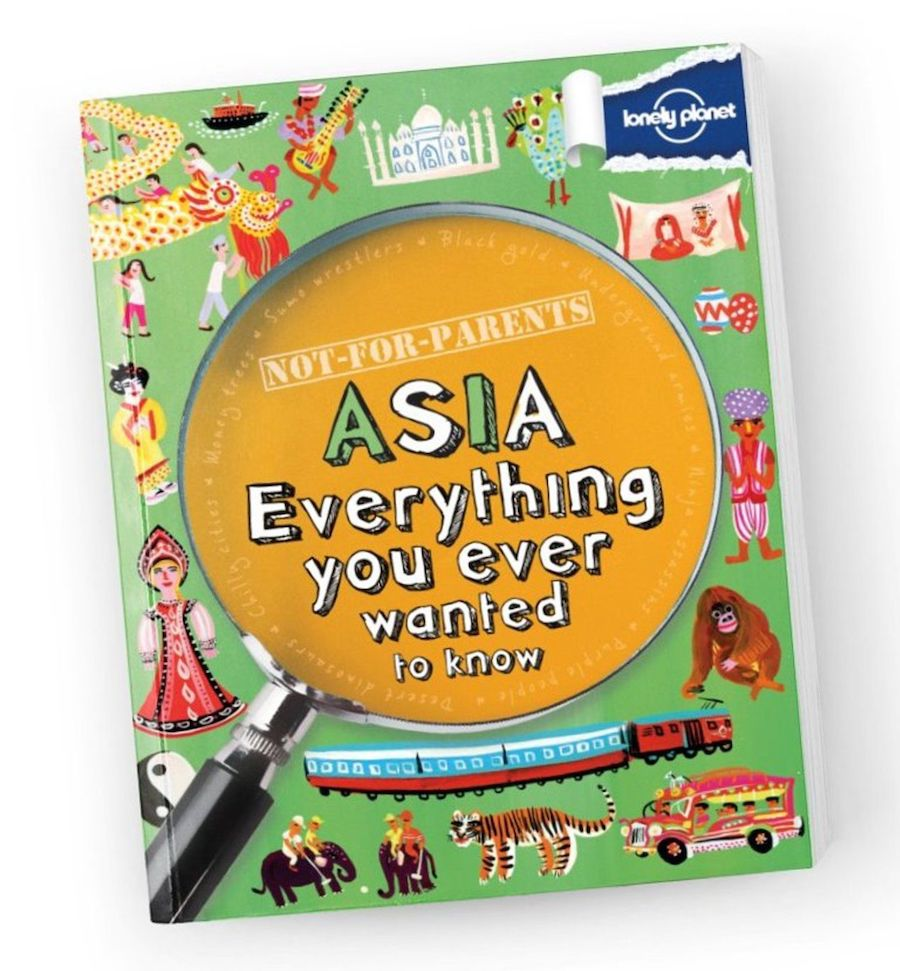 Books for Asian and Pacific Island Heritage month: Not-for-Parents: Asia