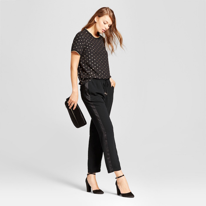 Comfortable work pants: Crepe Joggers by Target
