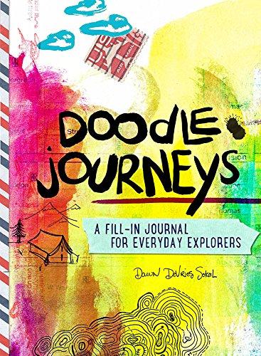 Doodle Journeys journal by Dawn DeVries Sokolov