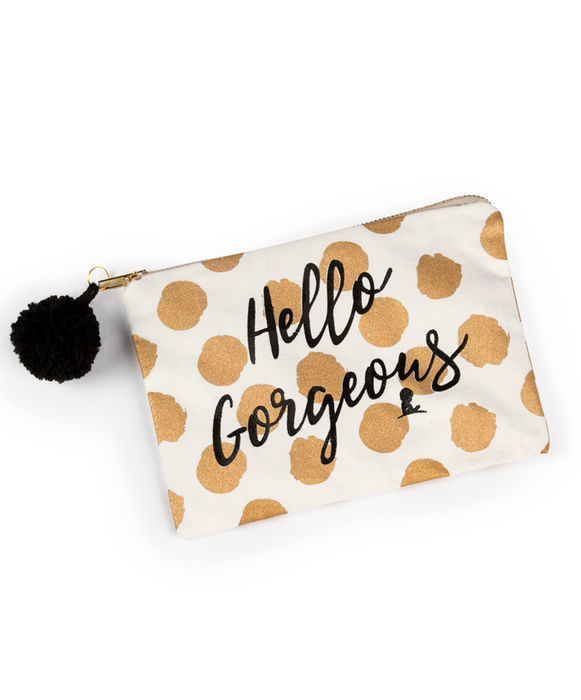 Hello, Gorgeous makeup bag from St Jude: Mother's Day gifts that give back | Cool Mom Picks