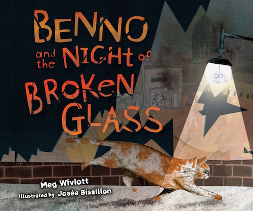 Holocaust books for kids: Benno and the Night of Broken Glass by Meg Wiviott