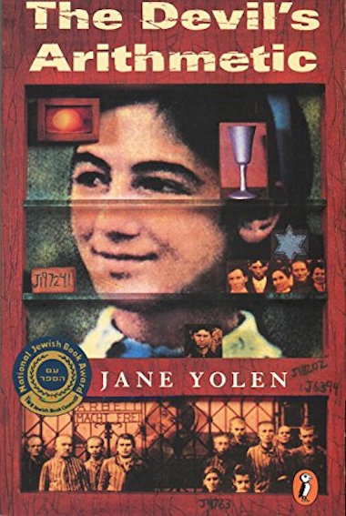 Holocaust books for kids: The Devil's Arithmetic by Jane Yolen