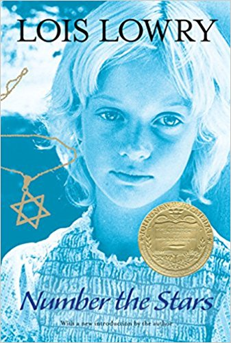 Holocaust books for kids: Count the Stars by Lois Lowry