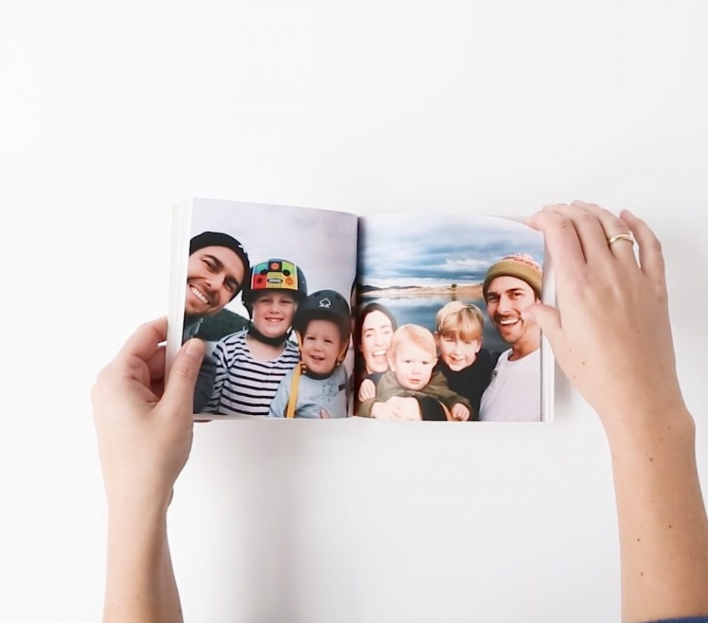 Instagram friendly photo book from Artifact Uprising | Cool affordable Mother's Day gifts under $15
