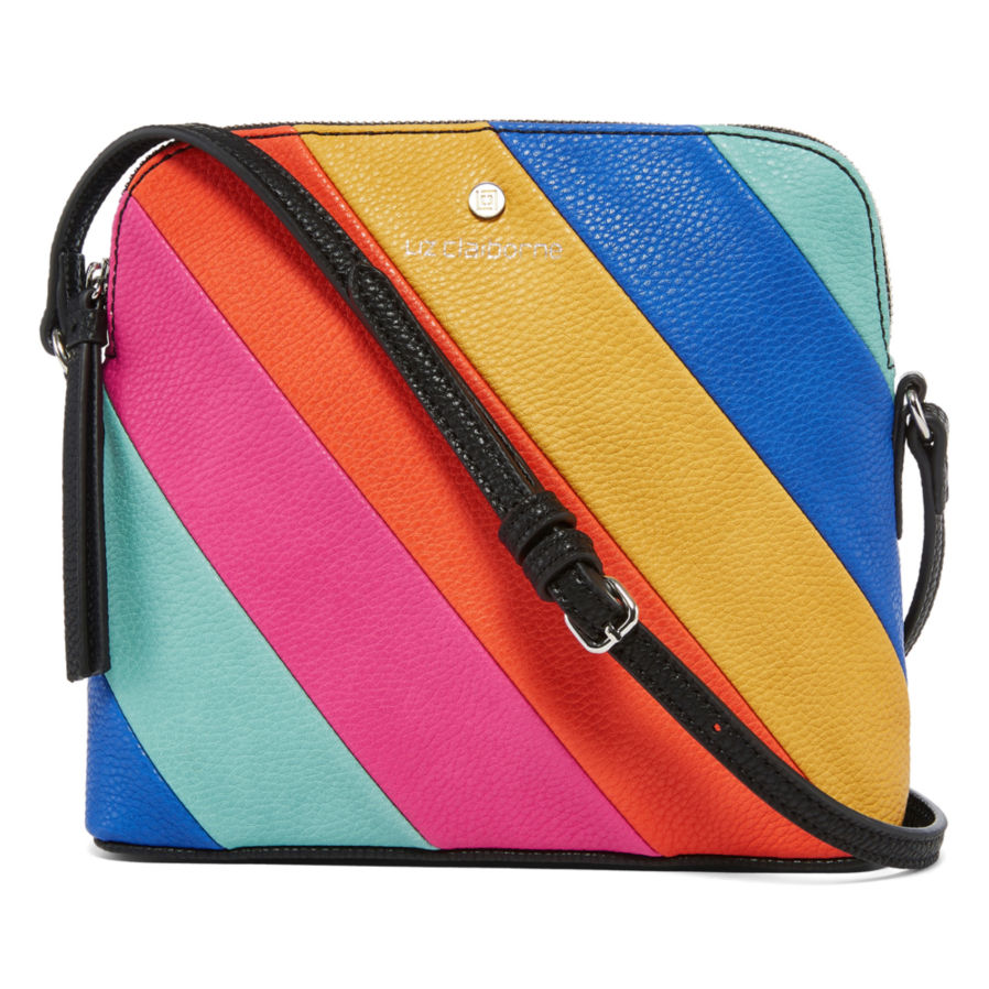 Affordable Mother's Day gifts: Liz Claiborne Monica Rainbow Crossbody