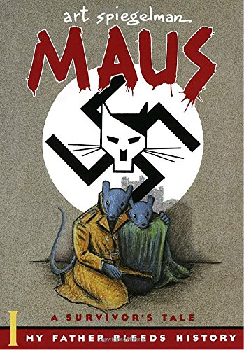Maus by Art Spiegelman: This graphic novel is an outstanding introduction to the Holocaust for kids about 12 and up