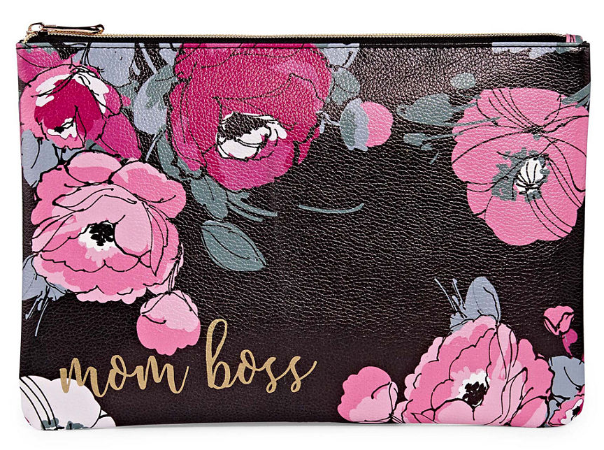 Affordable Mother's Day gifts: Mom Boss Pouch