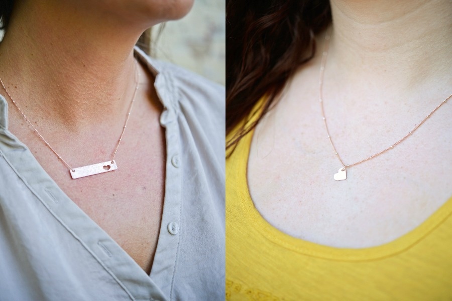 8 of the sweetest mother-daughter necklace sets, from fancy to DIY | Mother's Day Gifts 2018