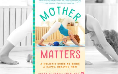 The non-lecturey, totally realistic book about self care that I wish I'd had as a new mom.