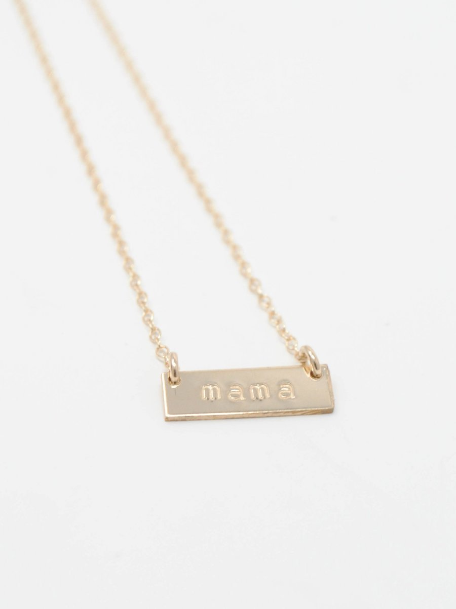 Mother's Day gifts that give back: Vista necklace at ABLE
