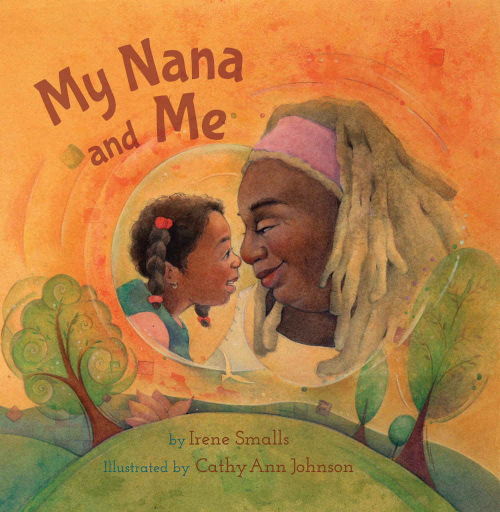 Special grandparent gift ideas:  My Nana and Me book - and storytime at bedtime, in person or over FaceTime
