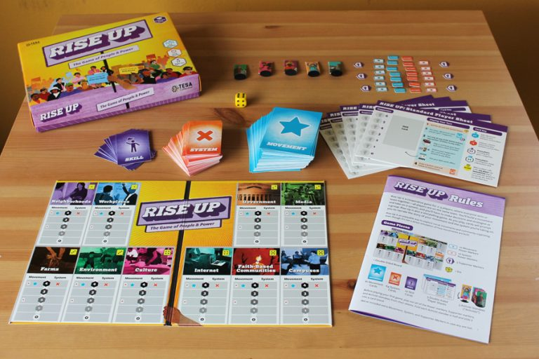 These 5 social justice themed board games can help you (and your kids) be the change you want to see in the world