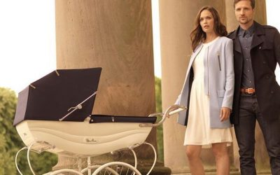 The only pram that's fit for a royal baby. Know any?
