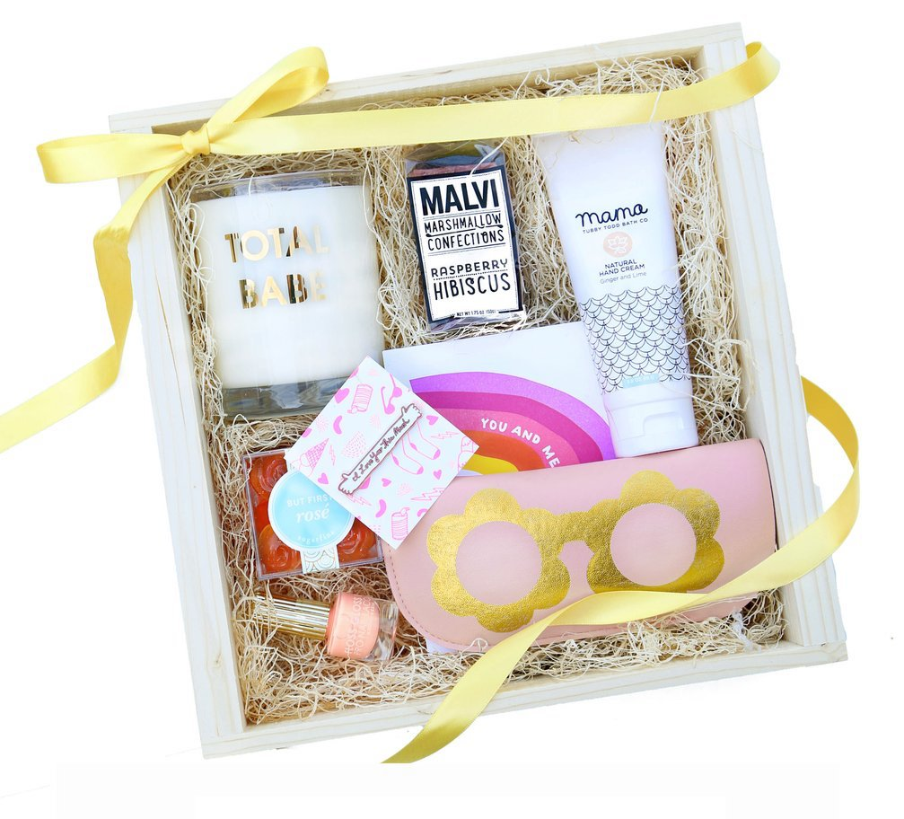 Studio DIY Mothers Day gift box with all profits supporting No Kid Hungry