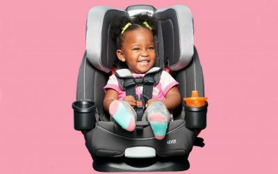 How to trade-in your old car seat for a new one at Target right now