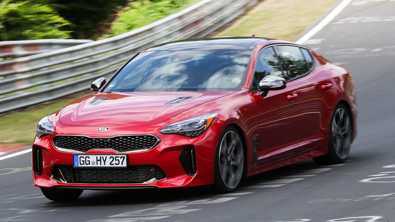 2018 Kia Stinger GT: One heck of a Father's Day gift