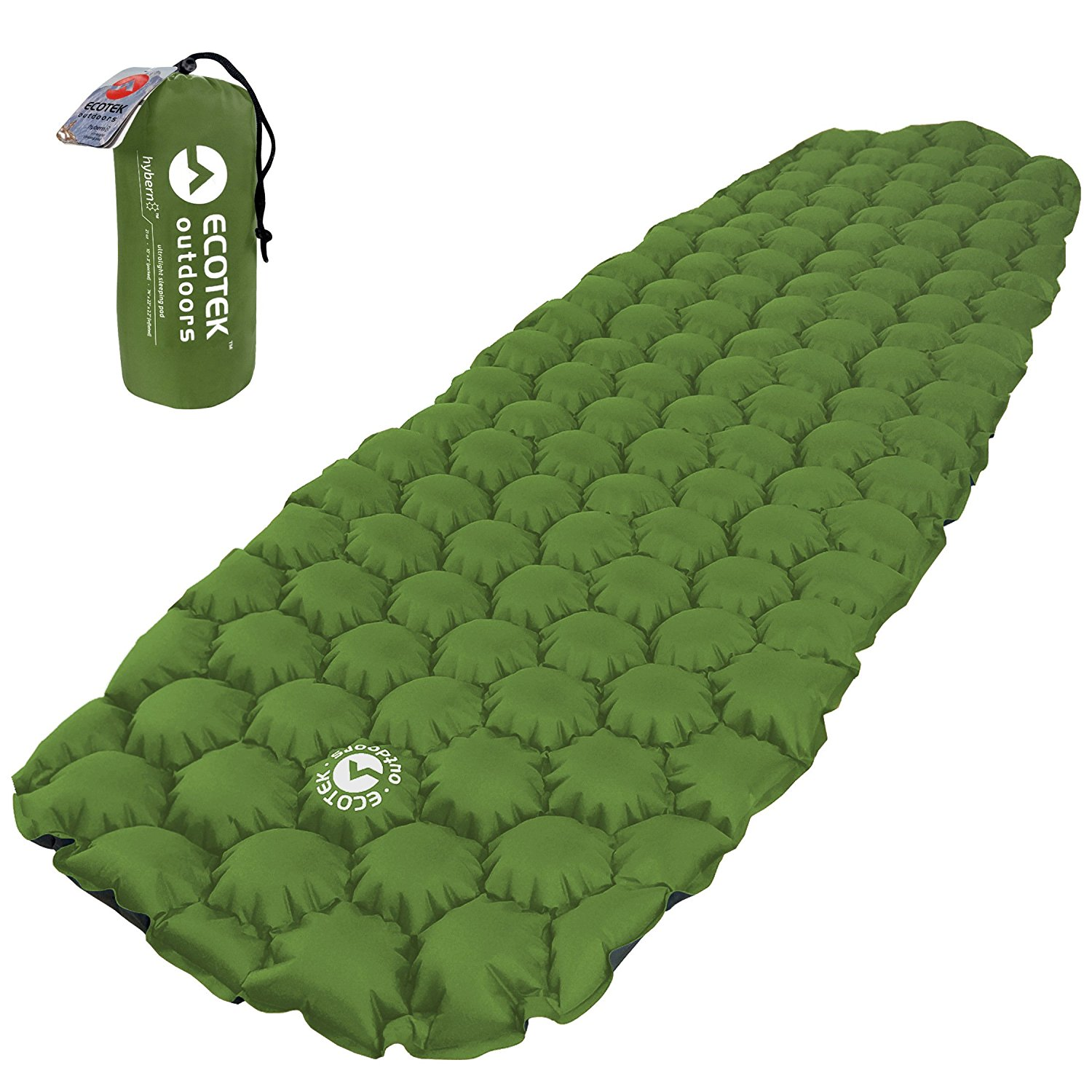 Affordable camping essentials for families: Self-inflating sleeping pads from EcoTek