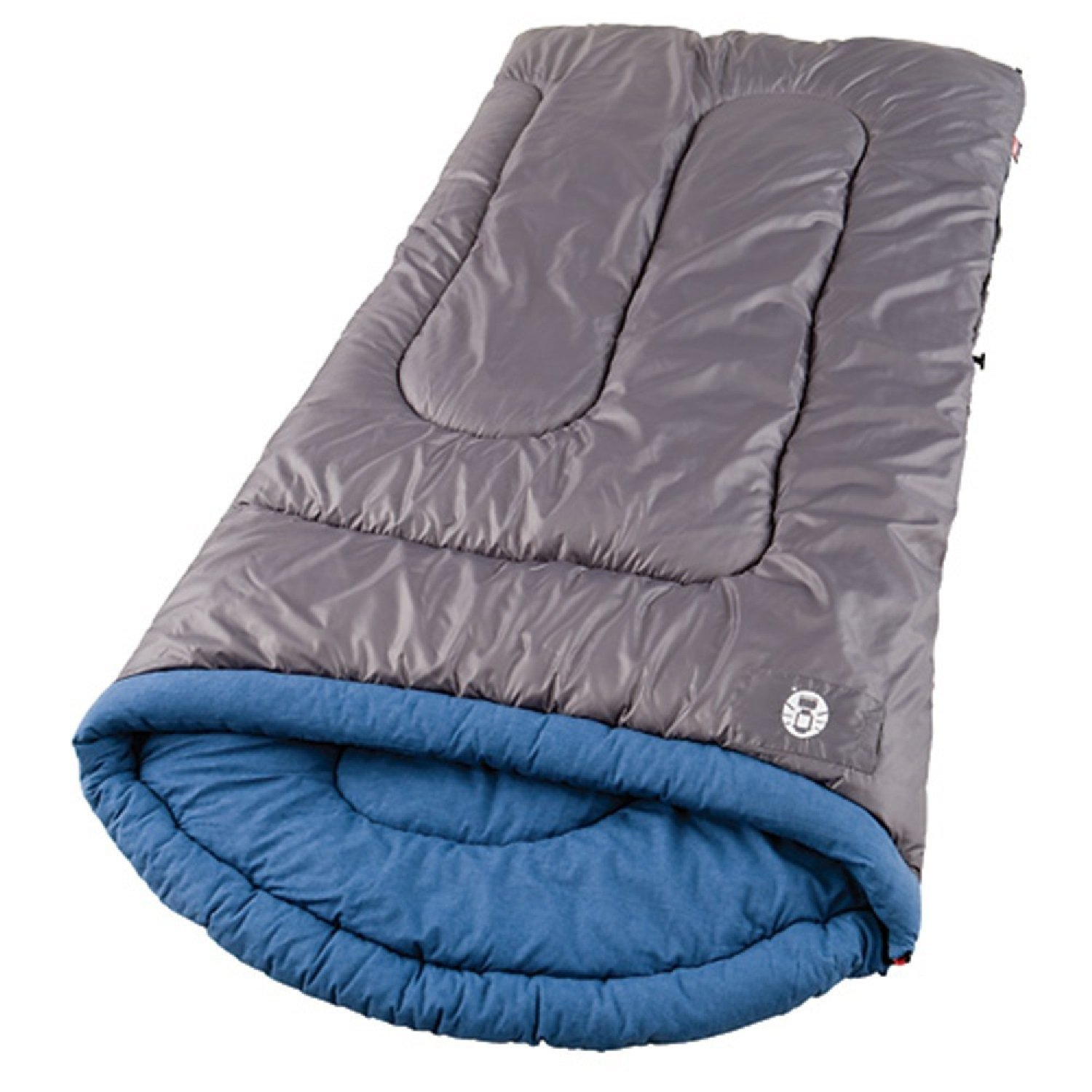 Affordable camping essentials for families: Coleman sleeping bag