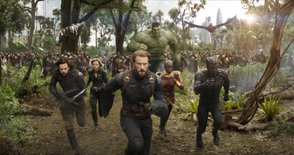 Avengers Infinity War in Wakanda: Is the movie okay for kids? | Cool Mom Picks