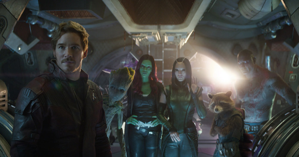 Avengers: Infinity War: The guardians of the galaxy cast brings the comic relief...and a lot of emotion | Cool Mom Picks