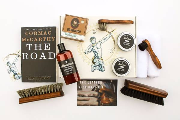 Culture Carton subscription box: Great last minute gift for dad who has everything