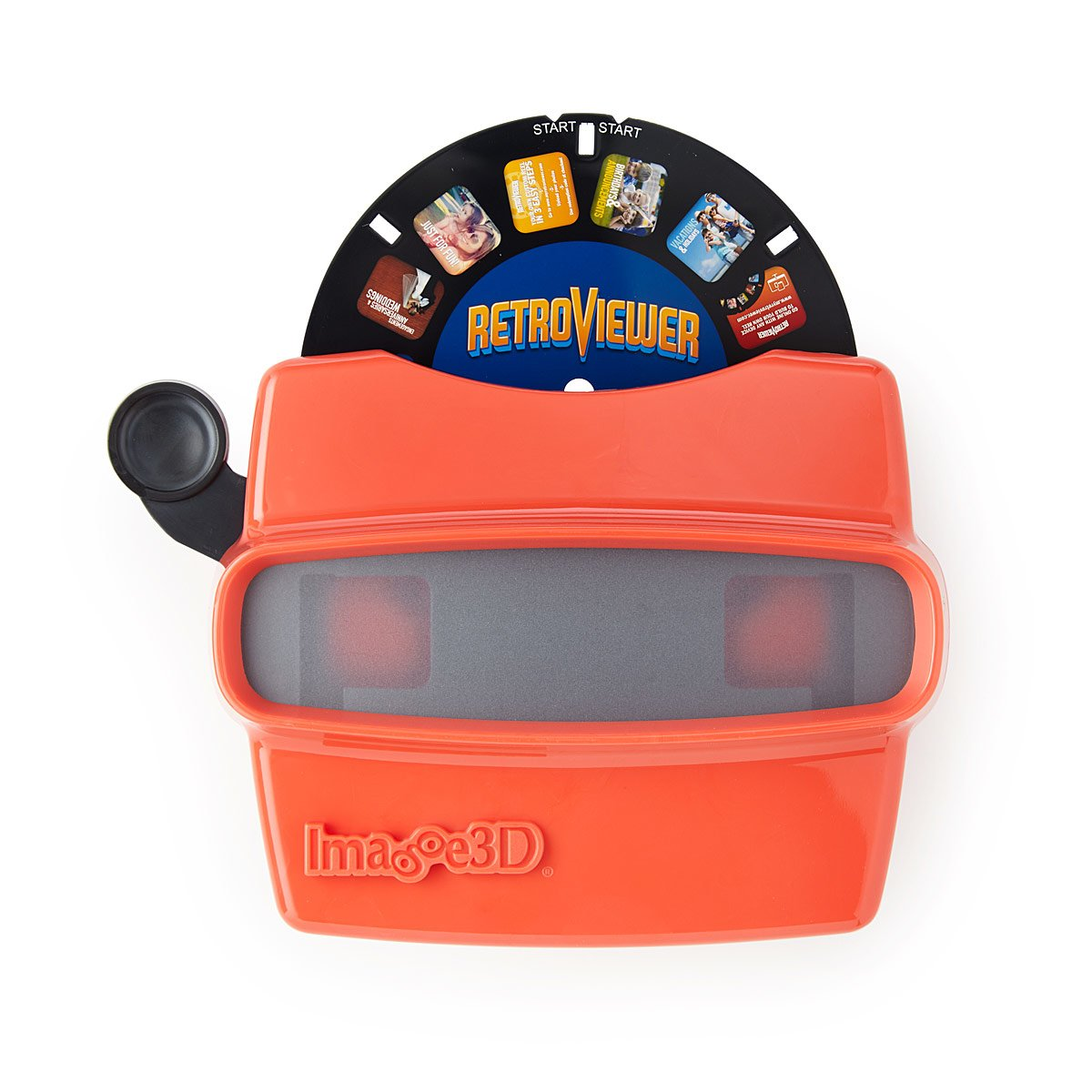 Creative photo gifts for Father's Day: Personalized View Master | Uncommon Goods