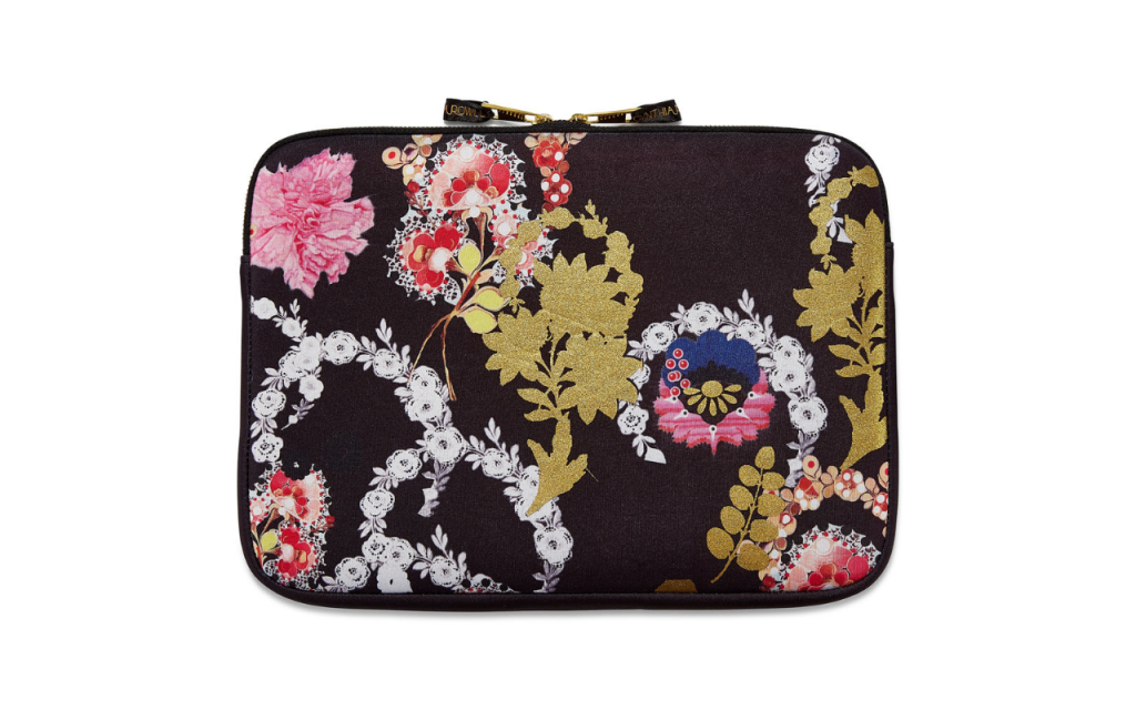 Cynthia Rowley floral laptop case for Mother's Day