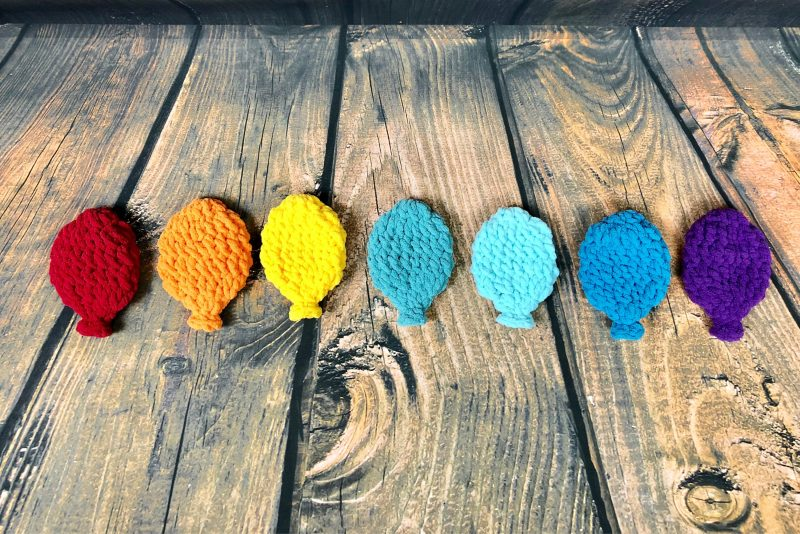 Eco-friendly water balloons: Crochet Water Balloons by Strange Loops Crafts