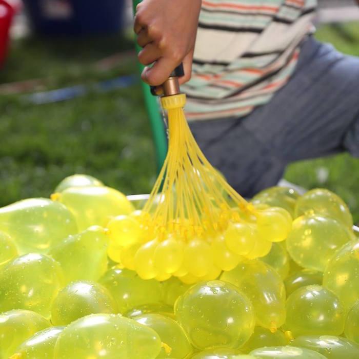 Eco-friendly water balloons: Bunch O Balloons