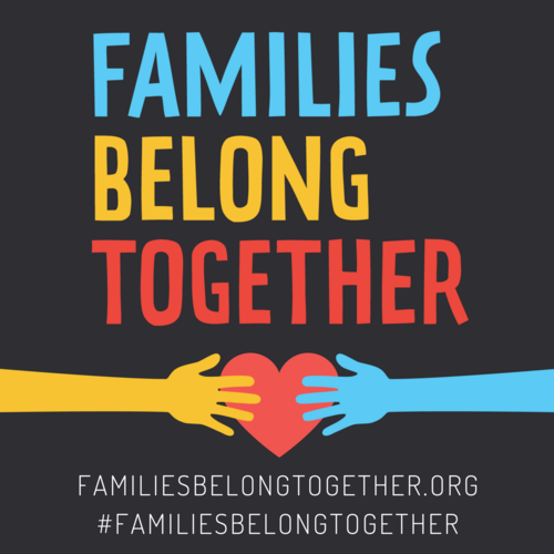 A list of ways to help keep families together at our borders