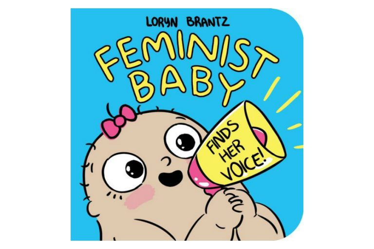 Feminist Baby is back and more empowered than ever in this new board book