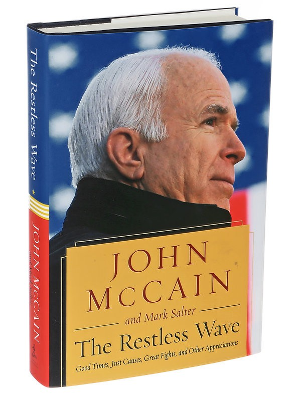 John McCain's The Restless Wave: Great Father's Day gift ideas under $20