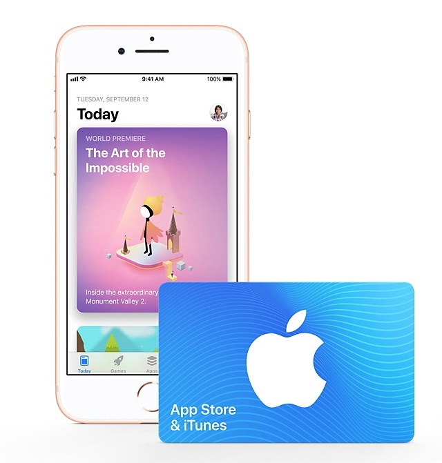 Last-minute Mother's Day gifts: Apple Gift Card