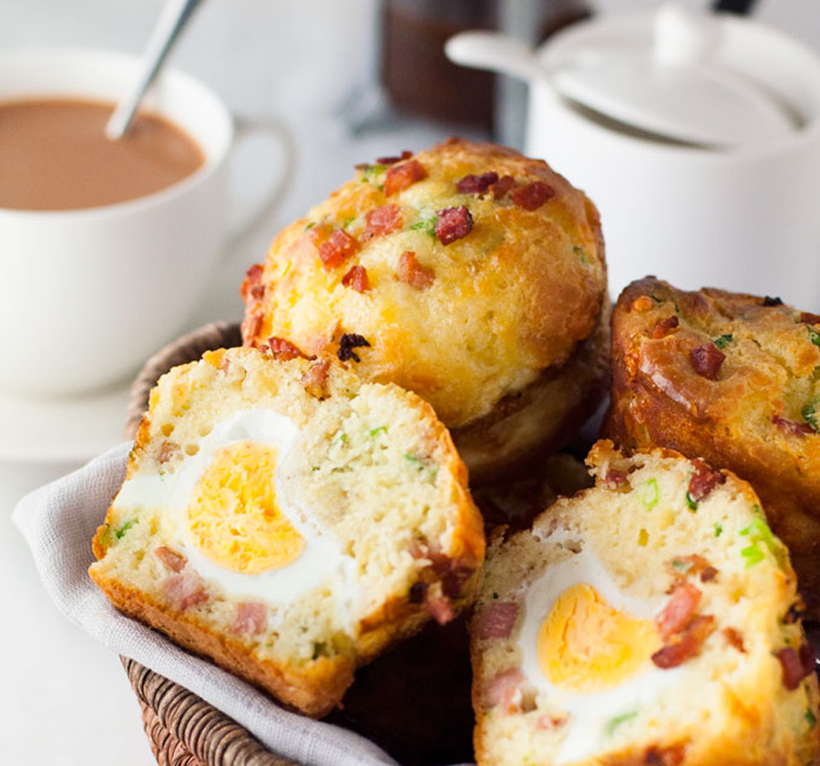 Last-minute Mother's Day gifts: Bacon and Egg Muffins by Recipe Tin Eats