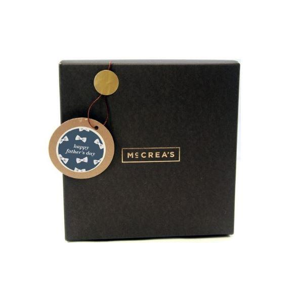 McCrea's Single Malt Caramel's Gift Box | Father's Day gifts for the man who has everything