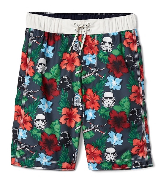Memorial Day sales: Star Wars Board Shorts by Gap