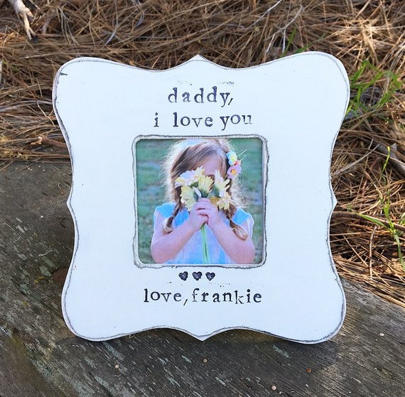 Best personalized Father's Day gifts: Custom Photo Frames by Flowers in December