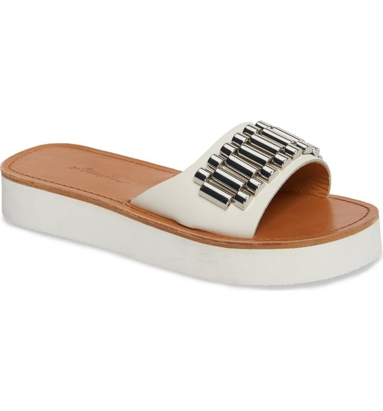 Embellished slide sandals for summer | 3.1 Phillip Lim slides