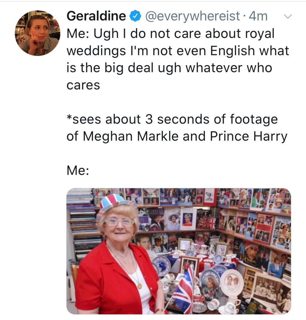 The best Royal wedding tweets: Everywhereist
