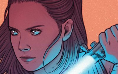 Star Wars: Women of the Galaxy is coming. And Leia and Rey are just the beginning.