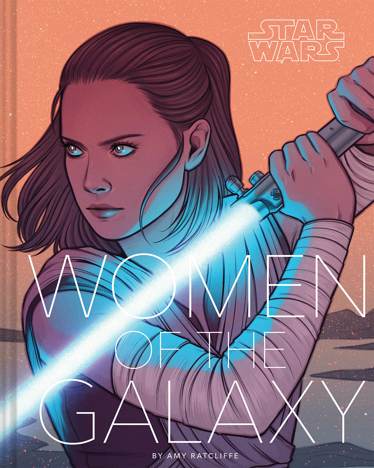 Cool gifts for tween girls: Star Wars Women of the Galaxy book