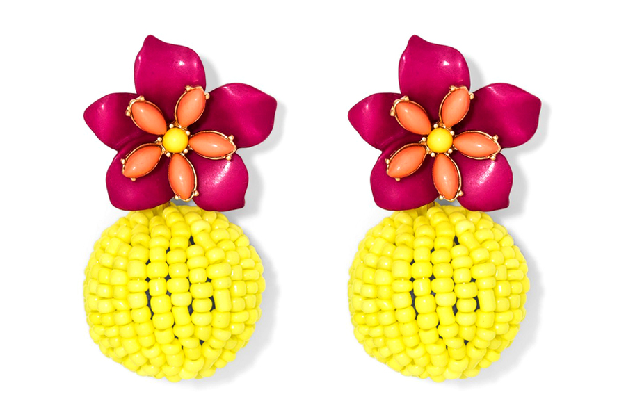 Affordable earrings from BaubleBar's Target collection are the perfect summer retail therapy
