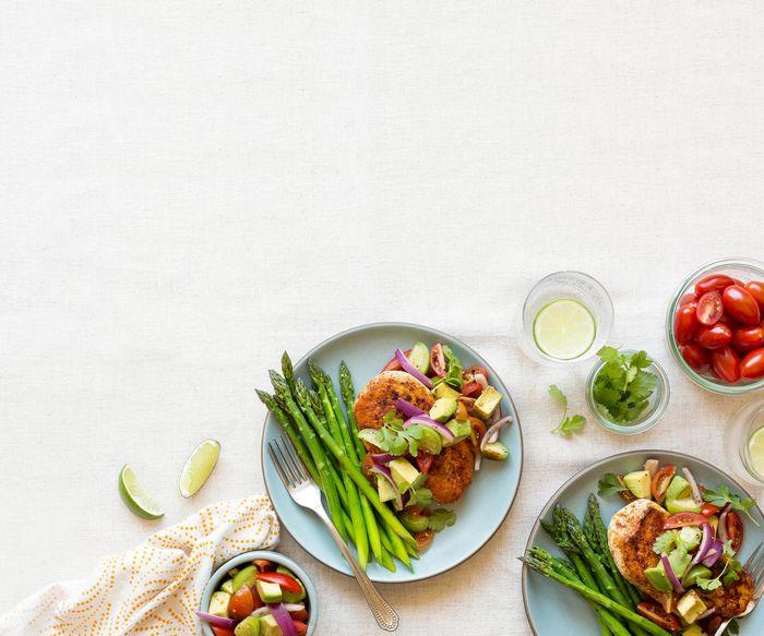 Sunbasket Organic Meal Delivery Service | sponsor
