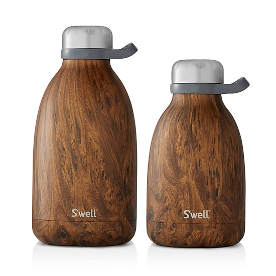 S'Well Teakwood Growlers: Creative Father's Day gifts for the man who has everything