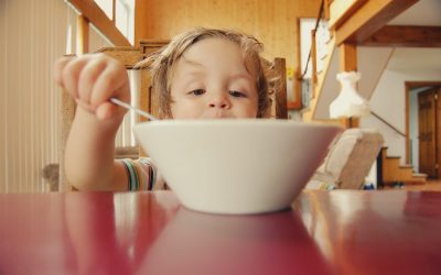 Great tips from Siri Daly to make it more fun to feed your kids | Spawned 108