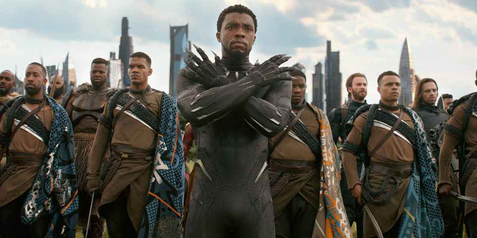 Wakanda returns in Avengers: Infinity War