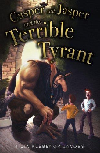 Casper and Jasper and the Terrible Tyrant | Sponsor