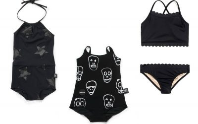 9 cool black swimsuits for girls who just can't with the pink.