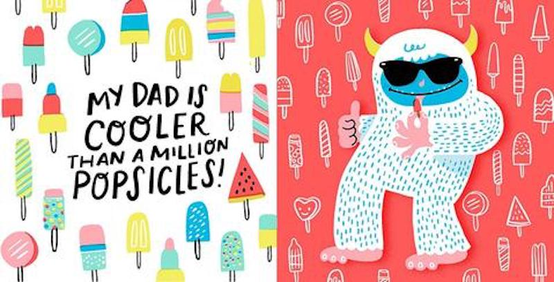Best books for Father's Day: My Dad is Amazing by Hello!Lucky