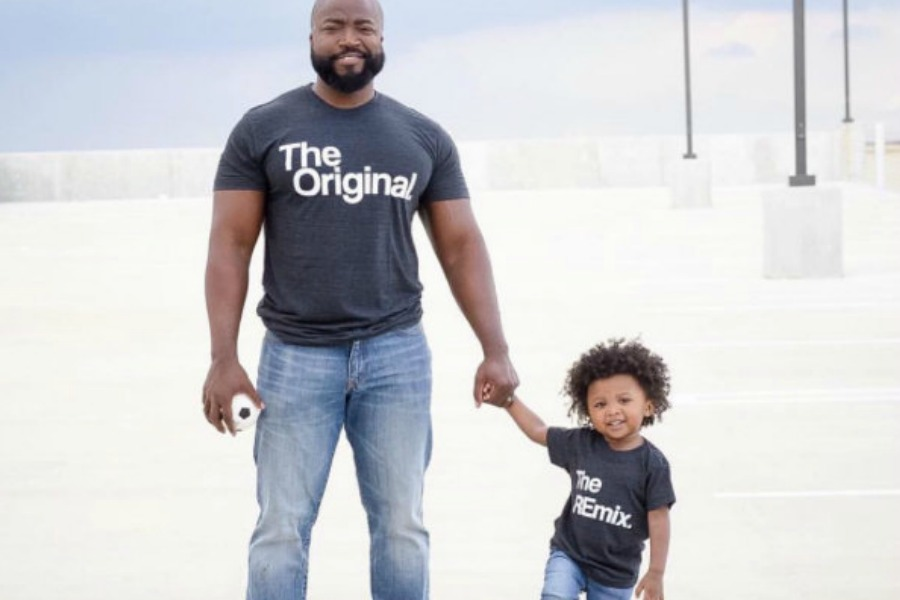 12 of the absolute best daddy and me tees for Father's Day | Gift Guide 2018